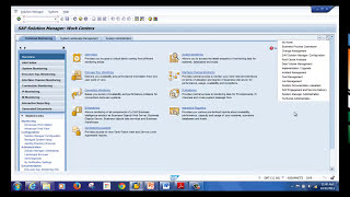 SAP Solution Manager Process Monitoring | Business Process Management