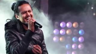 "Kushal Acharya ""Bhannae- Tribal Rain"" - Live Show - The Voice of Nepal 2018"