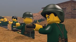 LEGO Black Ops - Vietnam: BATTLE OF KHE SANH
