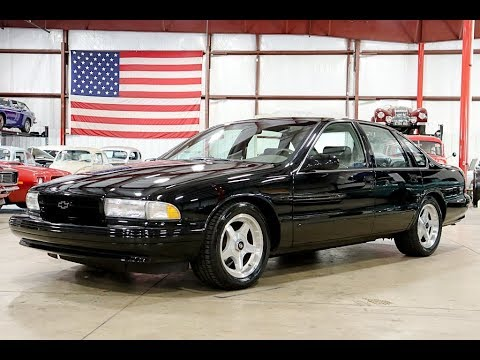 1996 Chevrolet Impala (CC-1253521) for sale in Kentwood, Michigan