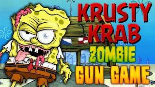 KRUSTY KRAB: ZOMBIE GUN GAME ★ Call of Duty Zombies Mod