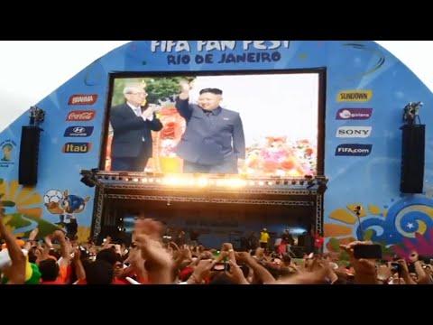 Truyền thông Triều Tiên đưa tin đội nhà sẽ đá CK World Cup 2014 với BĐN các bác ạ
