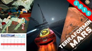 Новые игры на ПК 17-23 Декабря 2018(terraforming Mars, Distance,Bladed Fury)