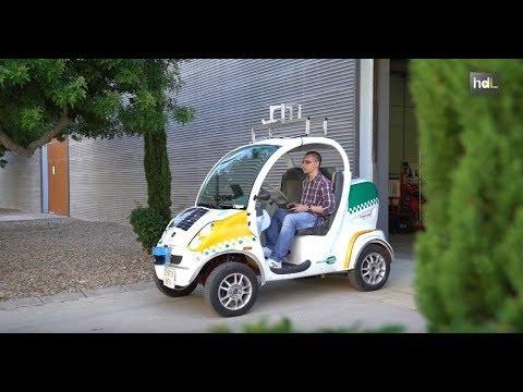 Sensores inteligentes alertan al conductor de situaciones de riesgo