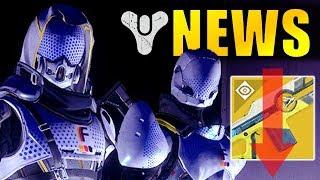 Destiny 2 News: NEXT FACTION RALLY! PROMETHEUS LENS NERF! RAID LAIR INFO!