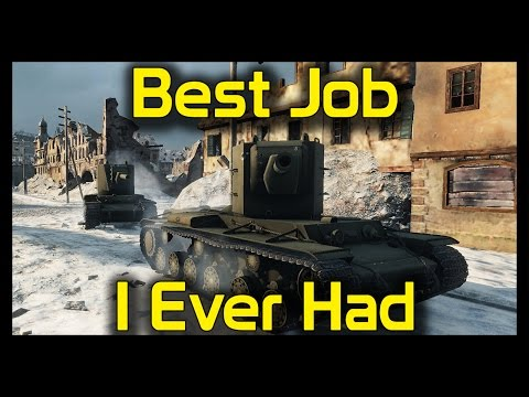 ► World of Tanks IS-3 and KV-2: