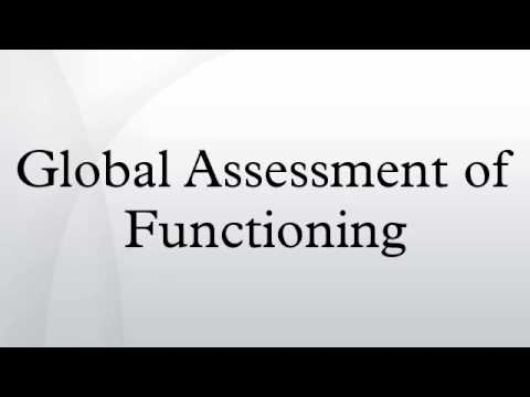 Global assessment functioning gaf form - Fill Out and Sign