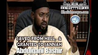 Saved From the Hellfire and Granted to Jannah by Sh  Abdulqani