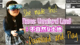 [FPV] 7 year-old makes an unhospitable course on FPV Freerider [free download]娘が作ったコースが殺伐としすぎていた!