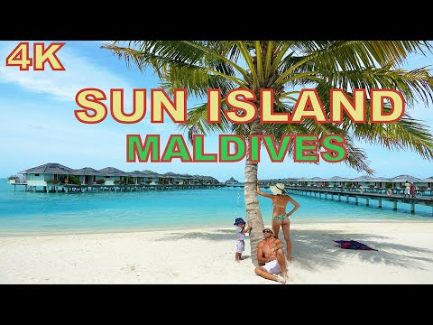 SUN ISLAND RESORT AND SPA MALDIVES 4K 2019