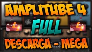 Descargar E Instalar AmpliTube 4 FULL