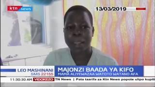 Kifo cha Evelyn Namukhula: Mama aliyewazaa watoto watano afa