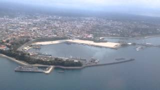 preview picture of video 'View from Malabo City...Una mirada de la Ciudad de Malabo.'