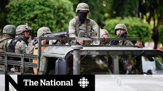 Attempt to capture El Chapo's son leads to shootout