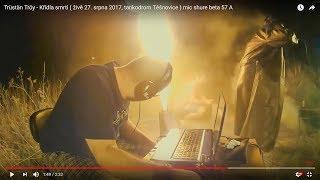 Video Trüstän Tröy - Křídla smrti ( živě 27. srpna 2017, tankodrom Těš