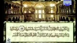 HD المصحف المرتل 14 للشيخ محمد أيوب حفظه الله