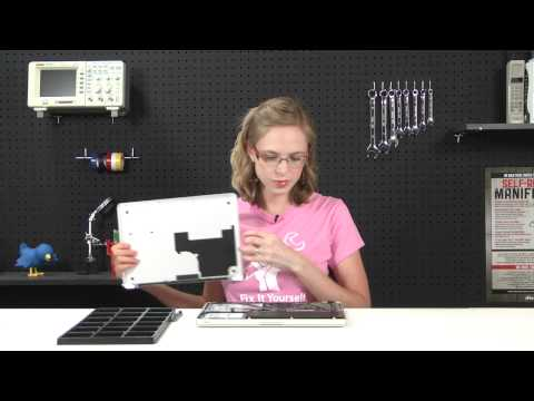 How To: Replace the Battery in a Macbook Pro 13