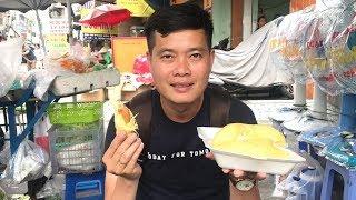 Khương Dừa phát hiện vựa sầu riêng ngon nhất nhì Sài Gòn, ăn một lượt 2 ký???!!!