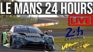 Taking Part In The World's Biggest Sim Race | Le Mans 24 Hours