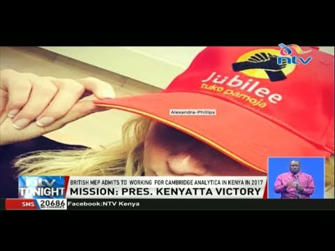MP in UK admits to secretly working for Jubilee to beat Raila in 2017