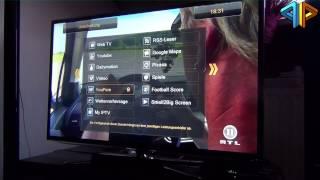 Ferguson Ariva 203 Android powered HD Sat-Receiver im Test