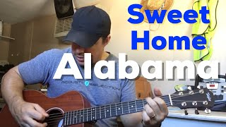 Sweet Home Alabama | Beginner Guitar Lesson