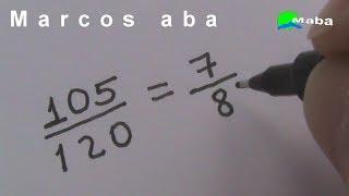 Razão - matemática