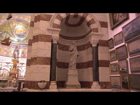 Messe du 11 octobre 2021 à Notre-Dame de la Garde