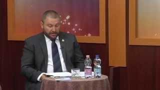 preview picture of video 'Önkormányzati választások 2014 - polgármesterjelölt vitafórum 1. rész [Hajdúnánás - nanastv.hu]'