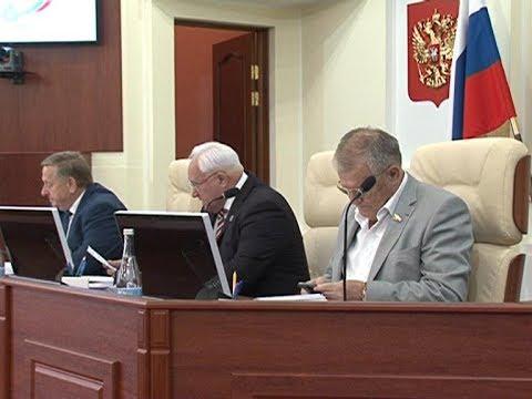 Курская областная Дума дополнительно профинансировала сферу образования
