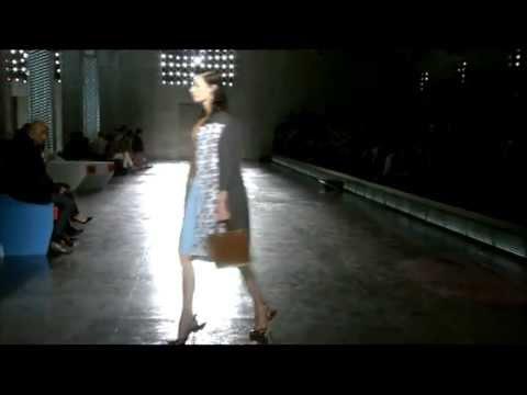Presentación de la colección Prada inspirada en Cadillac