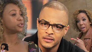 TI Caught Cheating With Actress | Tiny Caught Comment Creeping