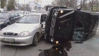Как наказать наглого водителя внедорожника!