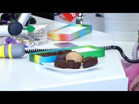 Dimineata Zurli – Micul dejun (ou fiert cu ciocolata) Video