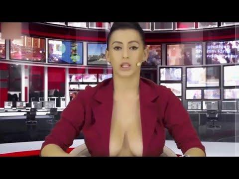En İnanılmaz Haber Tv Anları  - Canlı Yayın Kazaları ve Gafları