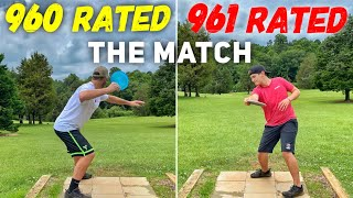 Brodie Smith Vs. Hunter Thomas Match (Front 10) | Falling Creek Disc Golf Course