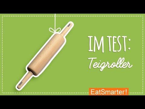 Teigroller im Test