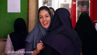 Thumbnail of the video 'Place of Women in Iranian Society'