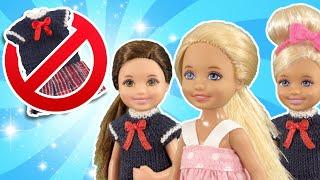 Barbie - No School Uniform! | Ep.258