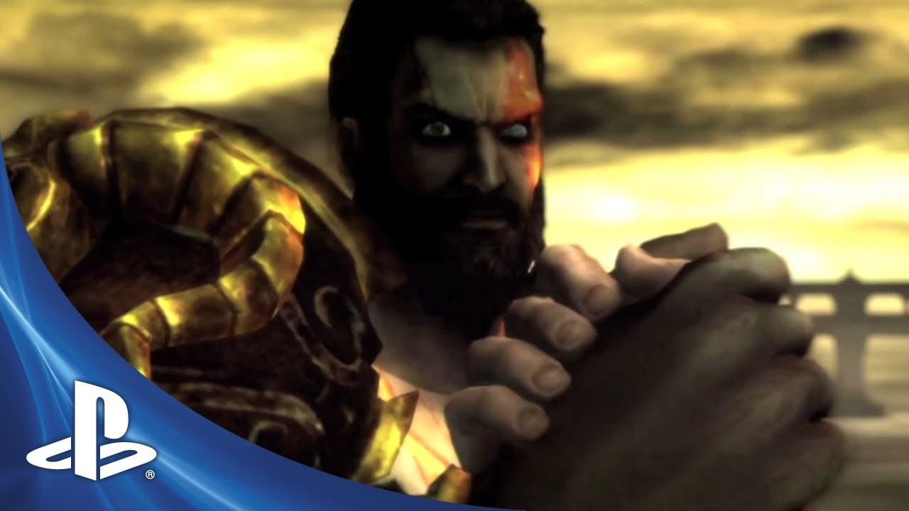 Los cinco momentos más épicos de God of War: Número 4- Hermanos en Armas