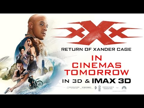 xXx: Return of Xander Cage | Trailer #2 | English |