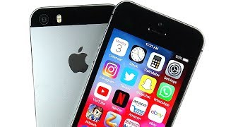 iPhone5SiOS12Beta12vsSE!