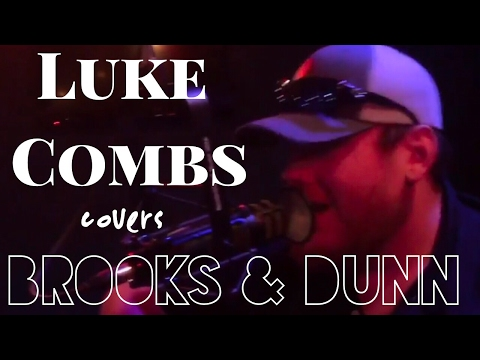 Luke Combs - Brand New Man - Brooks & Dunn Cover