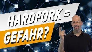 Hardfork: Gefahr für den Anleger?