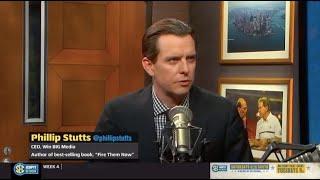 Phillip discussing legislation for paying college athletes | ESPN