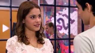 Сериал Disney - Виолетта - Сезон 1 эпизод 31