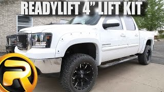 Install Body Lift Kit