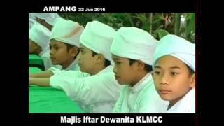 Majis Iftar Dewanita KLMCC