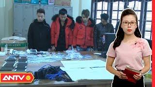An ninh 24h | Tin tức Việt Nam 24h hôm nay | Tin nóng an ninh mới nhất ngày 22/01/2019 | ANTV
