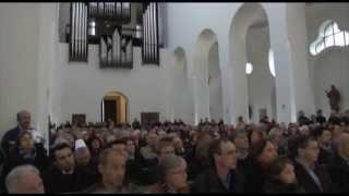 Augsburger Moritzkirche Nach Renovierung Durch Stararchitekt John Pawson